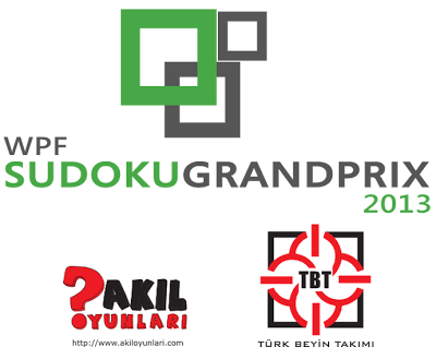 Turkish Round of Sudoku Grand Prix