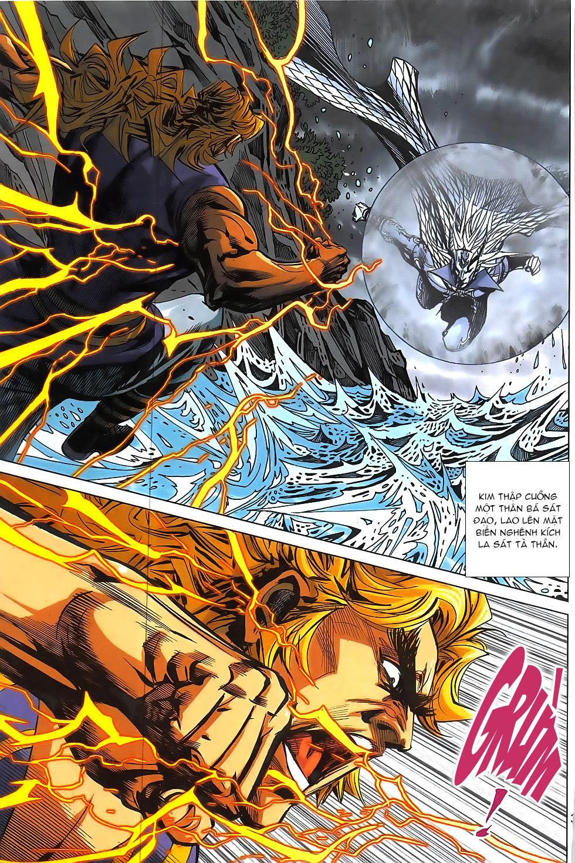 Hoàng Giả Chi Lộ chap 12.2 Trang 9 - Mangak.info