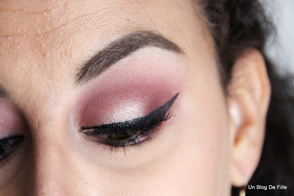 Un blog de fille maquillage bordeaux et rose gold msc - Rouge a levres bordeaux ...