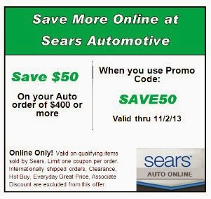 free printable sears tire coupons