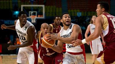 Venezuela Men's Basketball PyeongChang Olympics Team Roster 2018