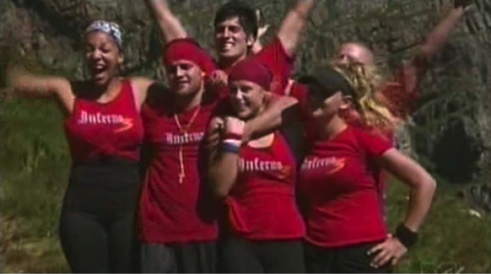 The Challenge (MTV Challenge) Theories: The Challenge Theory