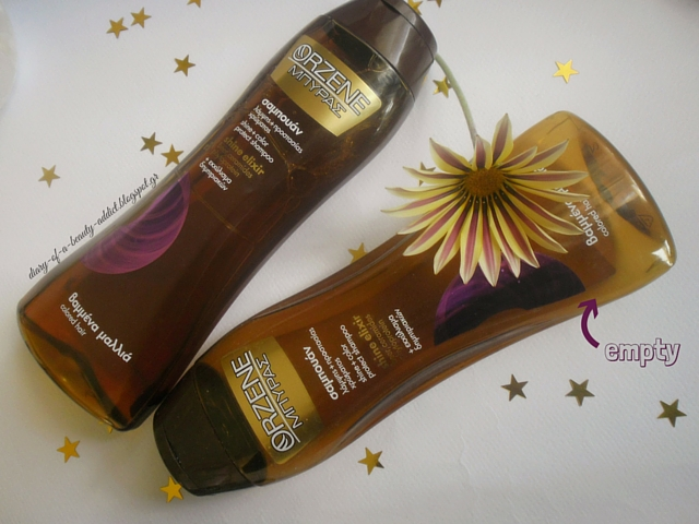 Orzene Beer Shine Elixir Colored Hair Shampoo : Review