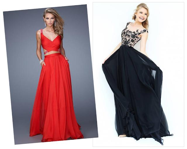 Vestidos para baile - Modelos da moda