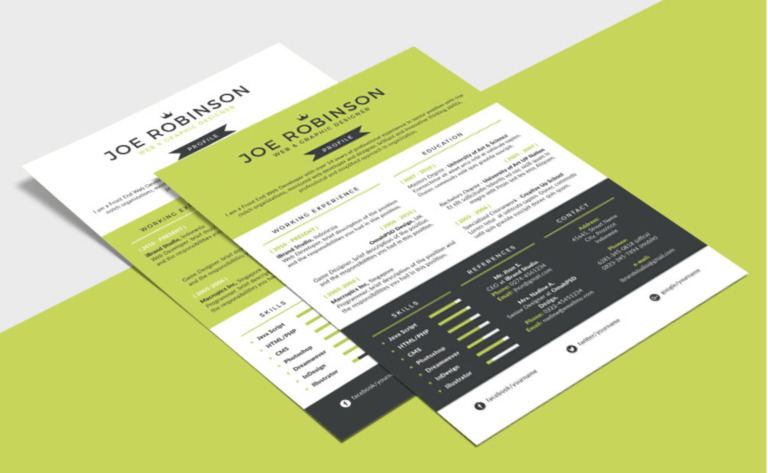 Cv Gratuit Resume Templates For 2019