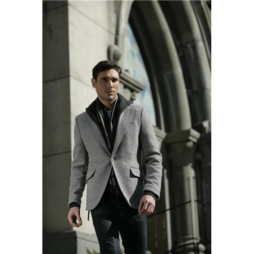 Celebrity Fashion Style Mens Casual Blazers