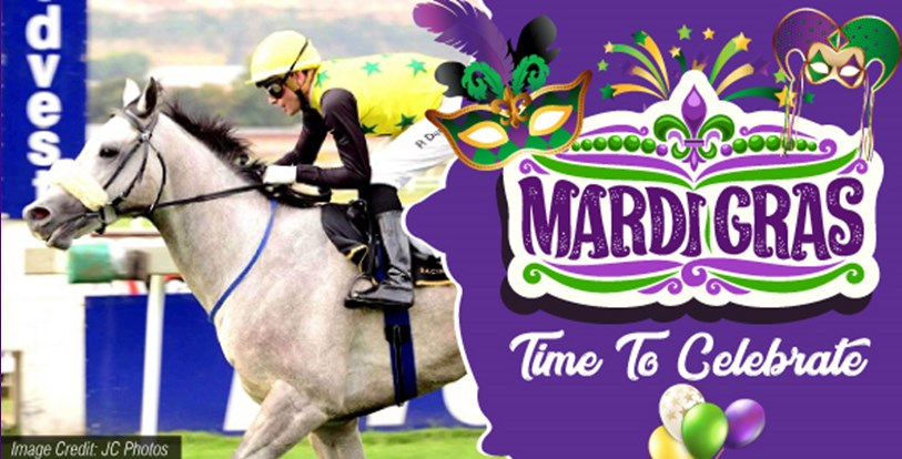 Mardi Gras - Time To Celebrate - Horse Racing - South Africa - Hollywoodbets