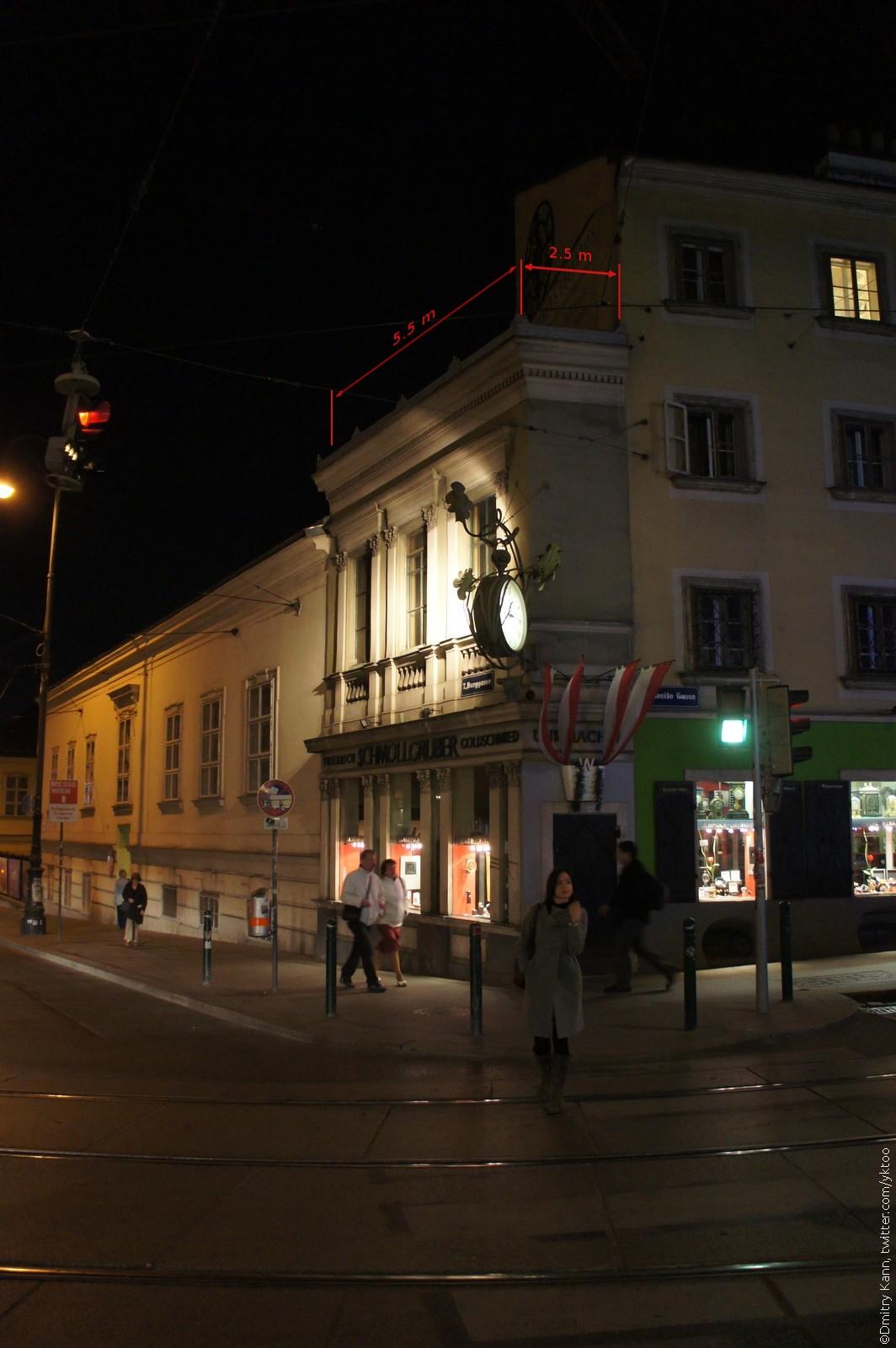 Самый маленький дом Вены