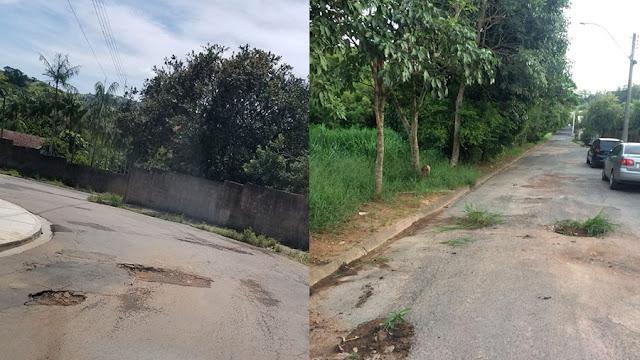 Buracos nas ruas de Pinhal: como eles afetam o carro