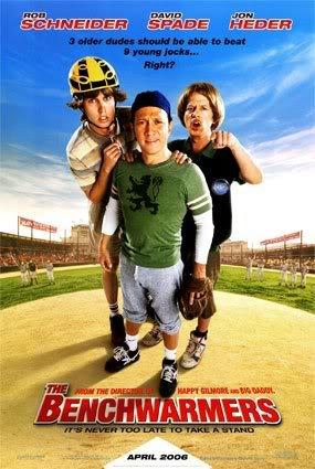 The Benchwarmers [2006] [DVDR] [NTSC] [Latino]