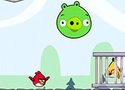Angry Birds Red super Rescate