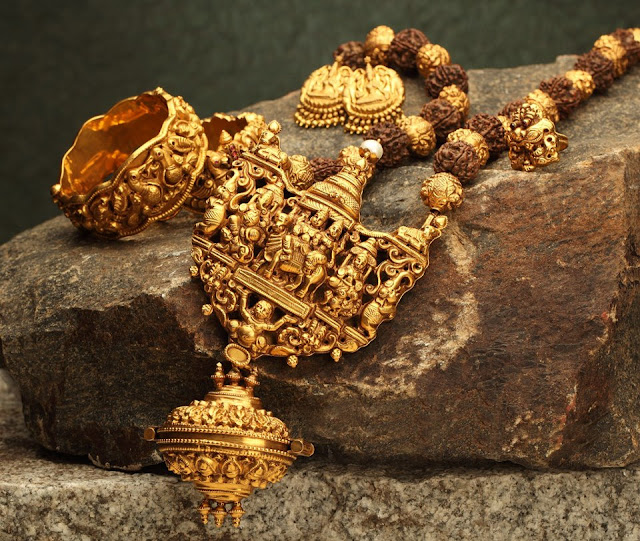 Indian Jewellery And Clothing Awesome Antique Temple