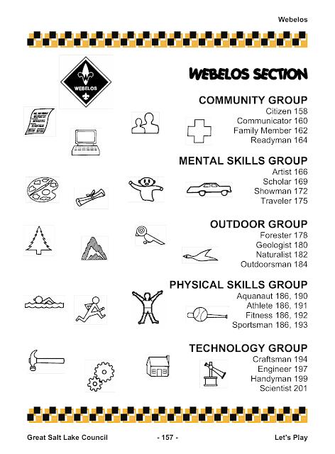 Akela 39 S Council Cub Scout Leader Training Webelos Section