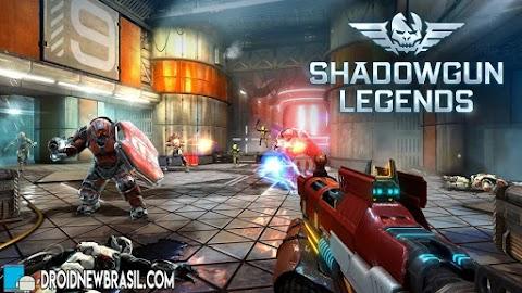 Shadowgun Legends Apk Mod + OBB v0.6.5 Android