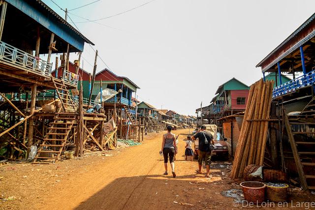 Kompong Khleang - Cambodge