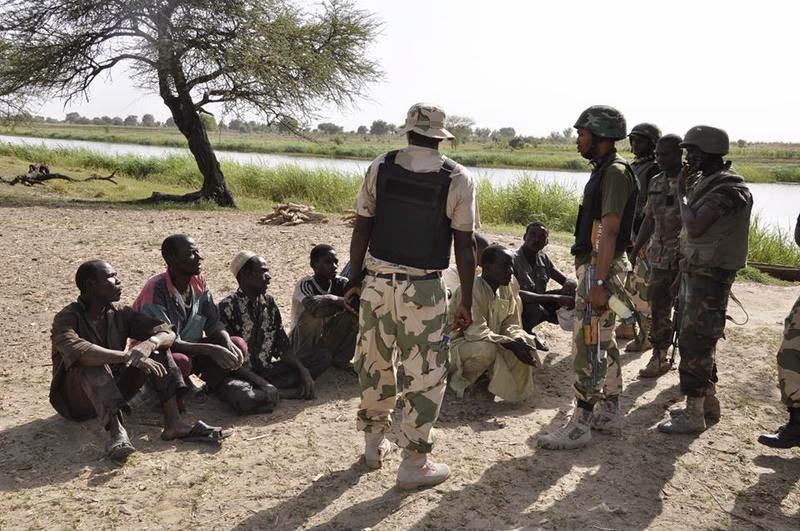 soldiers killed civilians boko haram