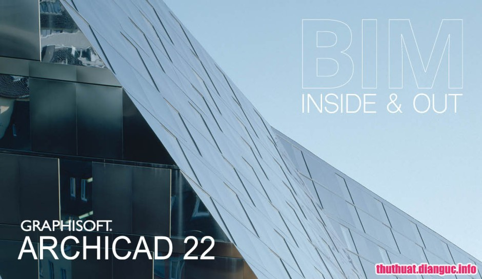 Download GraphiSoft ARCHICAD 22 Build 4023 Full Cr@ck
