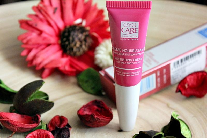 Питательный крем для ногтей и кутикулы Eye Care Nourishing Cream for nails and cuticles / обзор, отзывы