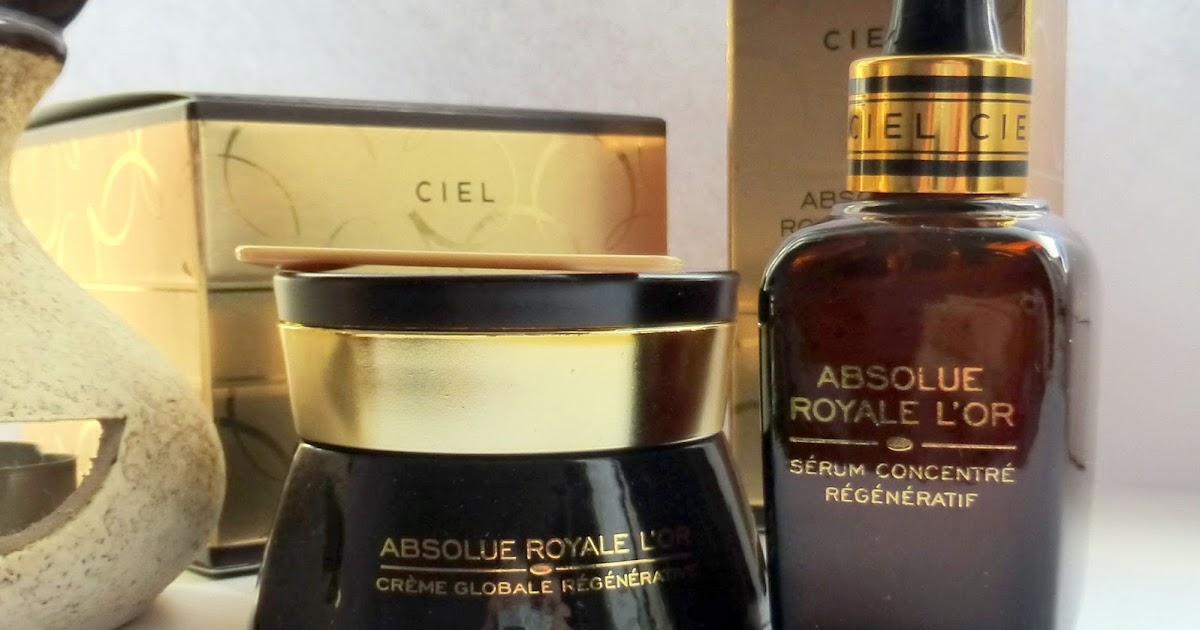 Ciel Absolute Royale L'or Creme Global Regenerate & <b>Serum</b> ...