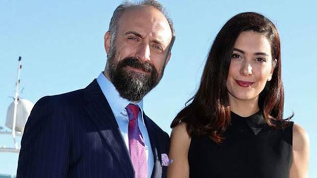 Halit Ergenç şi Bergüzar Korel, anul trecut la Cannes