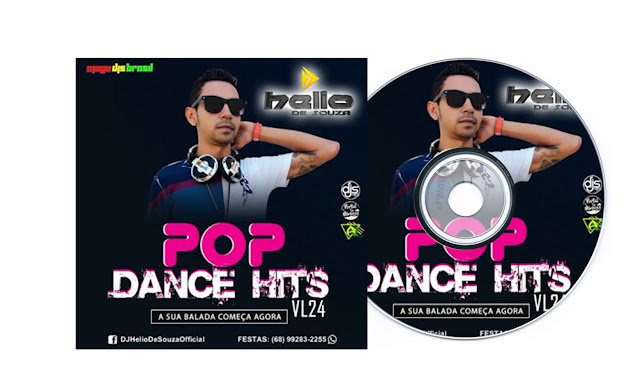 CD Pop Dance Hits V.24