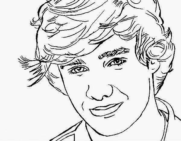 one direction coloring pages cartoon animals | 1D Fan Page..: One Direction Coloring Pages