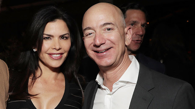 The National Enquirer podría haber pagado 200.000 dólares por las fotos íntimas de Jeff Bezos