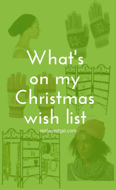 What's on my budget-friendly Christmas wish list | arelaxedgal.com