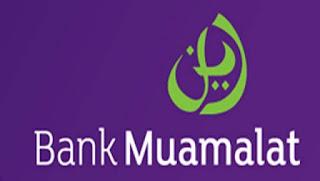 Lowongan Kerja Terbaru Bank Muamalat Hingga 30 September 2016