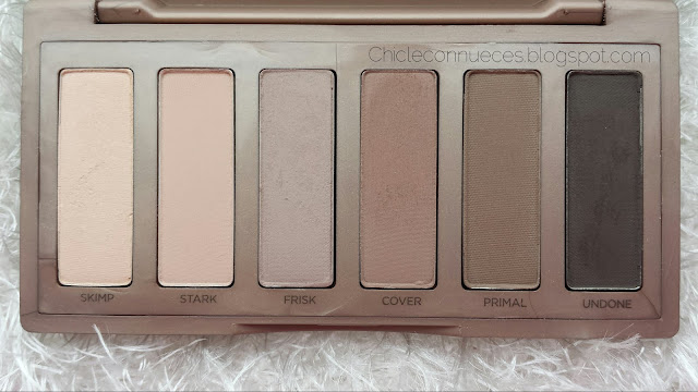 Sombras Naked Basics 2 Urban Decay