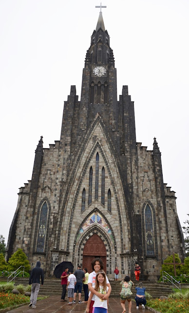 Catedral de Pedra, um ícone de Canela - RS