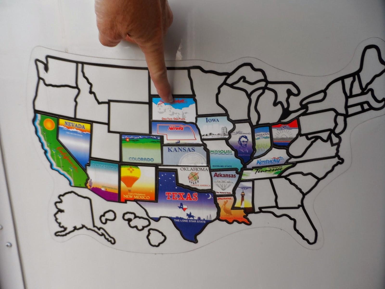 map sticker for rv » Free Wallpaper for MAPS | Full Maps