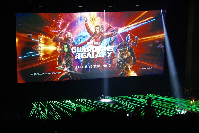 Guardians of the Galaxy Vol.2 UK Premiere Screening