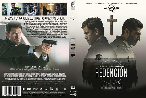 Redención (Los casos del Departamento Q) – Castellano, Danés – DVD9