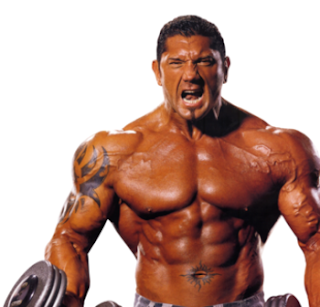 Batista Body and diet