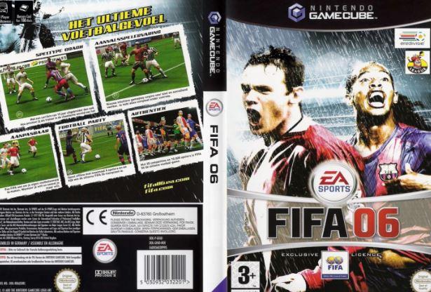 حصريا لعبة فيفا 2006 كاملة,الاصلية مع الكراك ,وبروابط مباشرة,موقع ميكانو
