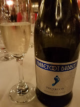 Prosecco Italy Bubbly Barefoot
