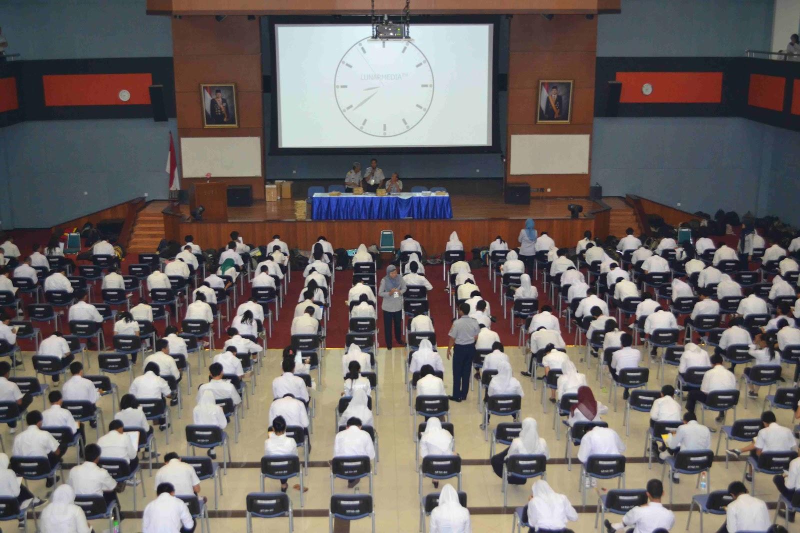 Penerimaan Dinas Perhubungan Kementerian Perhubungan Republik Indonesia Adapun Test Yang Sudah Dilaksanakan Kemarin Pada Tanggal 28 Juli 2012