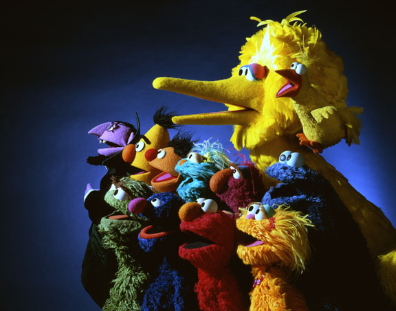 S is for Sesame Street - Ramblin' with Roger