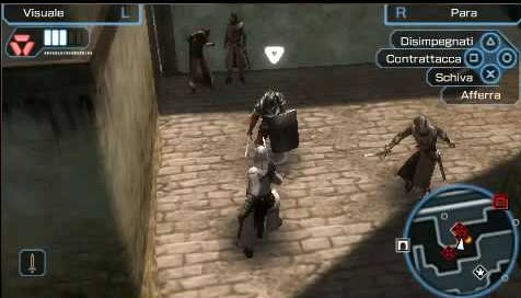 PSP Assasin's Creed Bloodlines Android