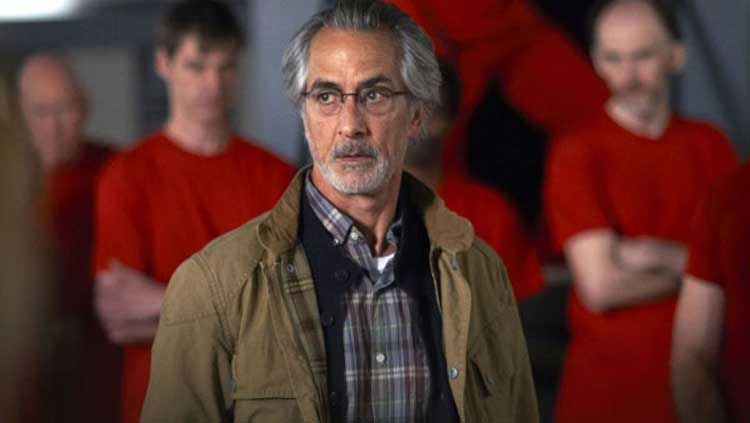 David Strathairn on Alphas