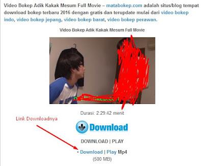 Cara Download Bokep di HP Android
