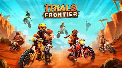 Trials Frontier Apk Mod Terbaru Versi 5.4.0 untuk Android
