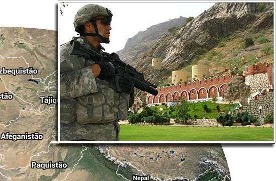 Fronteiras pelo mundo - Paquistão e Afeganistão
