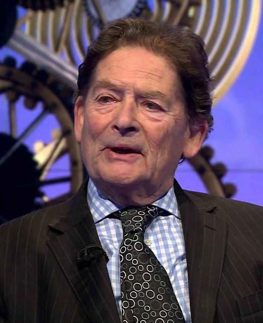 Sir Nigel Lawson: melhor para a Europa que a UE se dissolva