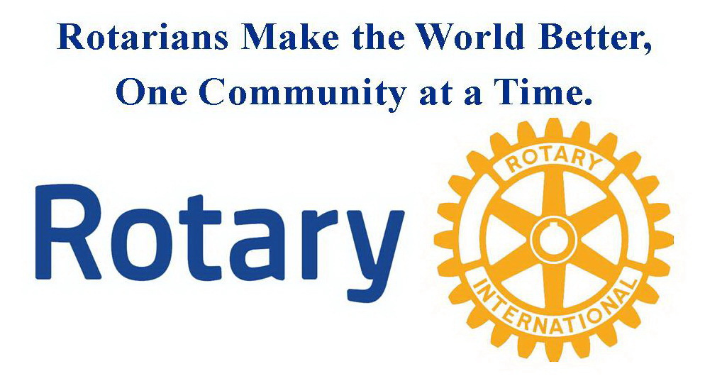 Why Rotary?  Because