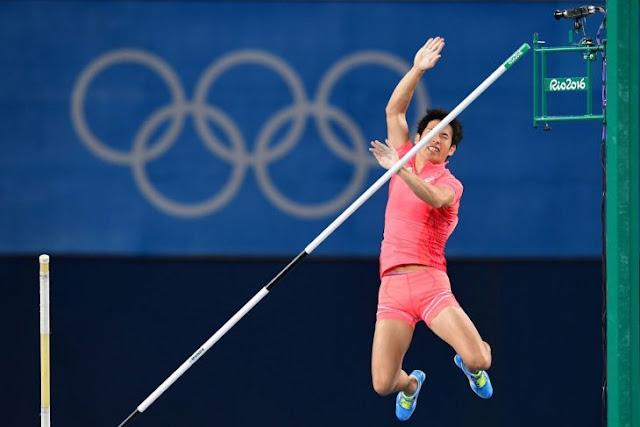 Japonés queda eliminado de Río 2016 a causa de su pene