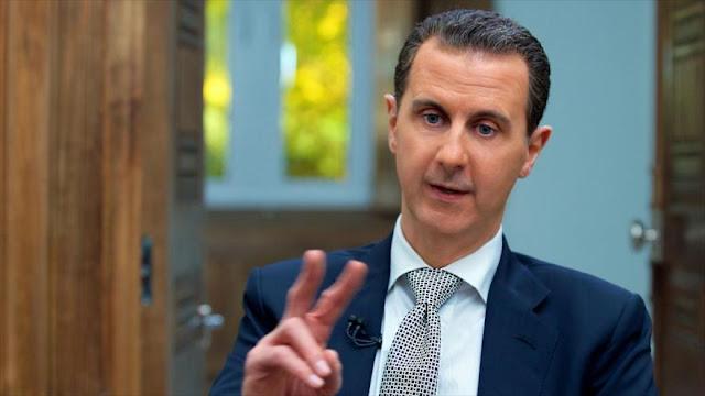 """""""Al-Asad sorprendió a servicios de inteligencia occidentales"""""""