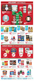 Rexall weekly Flyer December 1 - 7, 2017