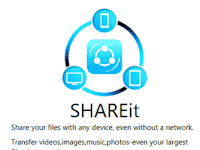 Mendownload SHAREit 2017/2018 untuk Windows/Mac, Android